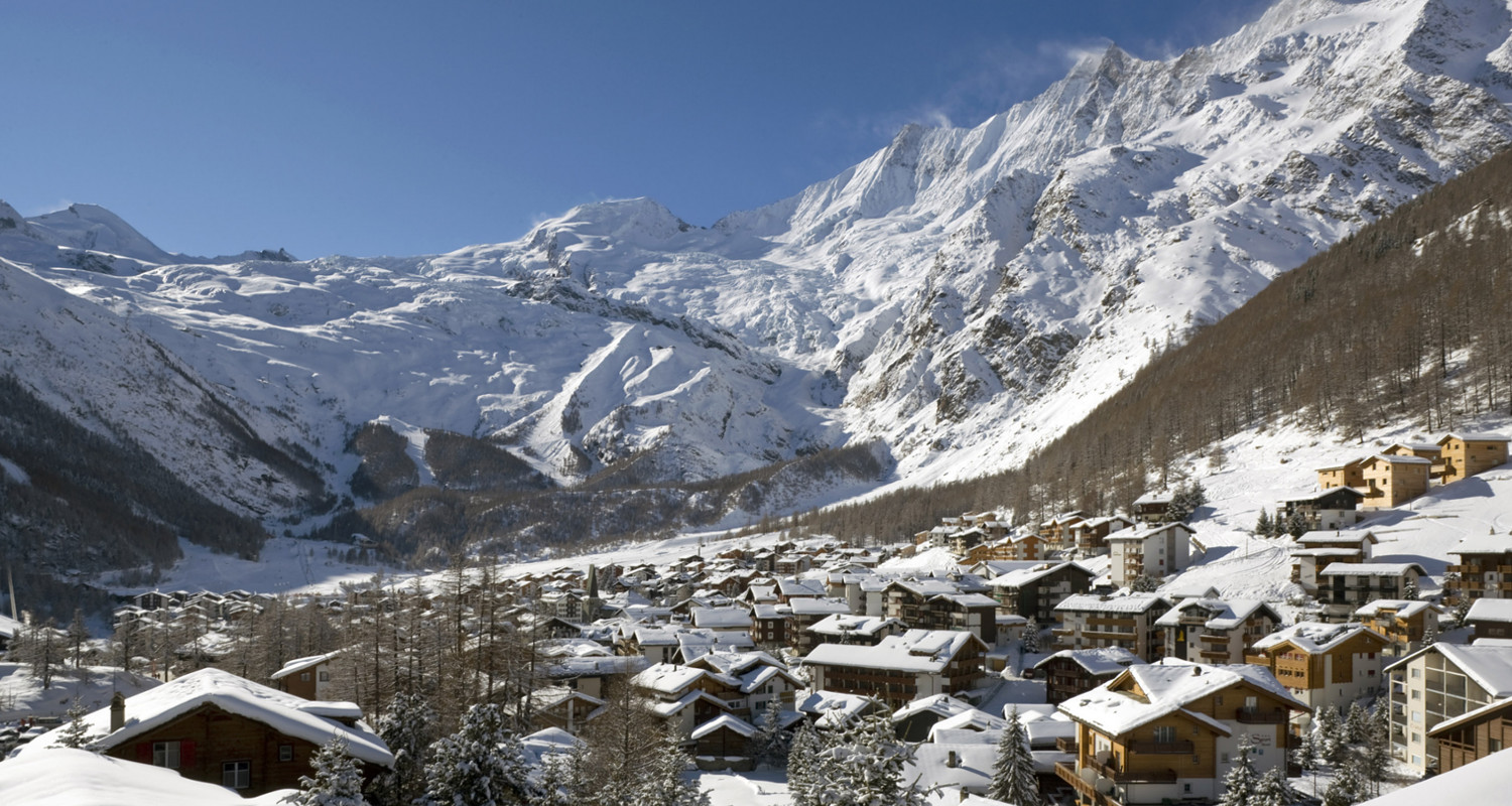 saasfee winter